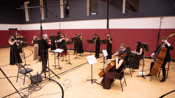 Camerata Chicago Senior Academy and 2021 New Music School Concerto Competition