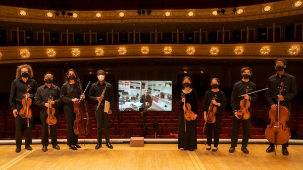 Maestro Muti Mentors Chicago Teen Musicians... Virtually