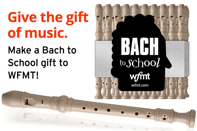 Give the gift of Classical music