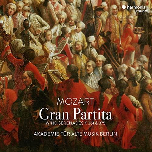 Mozart: Wind Serenades K. 361 & 375 - Berlin Academy for Ancient Music