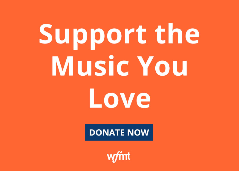 Donate to WFMT Fiscal Year End 2021