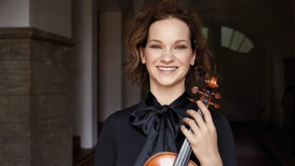 CSO Announces Hilary Hahn as Orchestra's First-Ever Artist-in-Residence