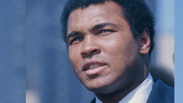 Muhammad Ali (11/26/1975)
