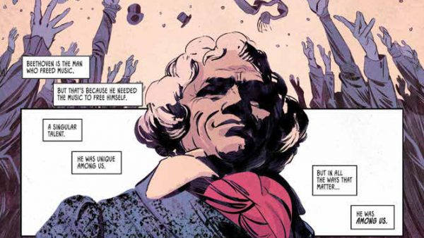Music, Fable, and Batman: Why Beethoven's Story Makes for a Perfect Comic Book