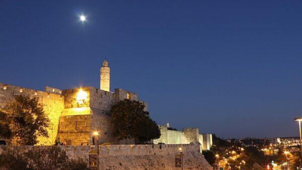 O, Jerusalem! Crossroads of Three Faiths with Apollo's Fire
